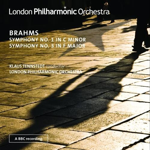 Brahms Symphony No. 1 No. 3 Klaus Tennstedt London Philharmonic BBC