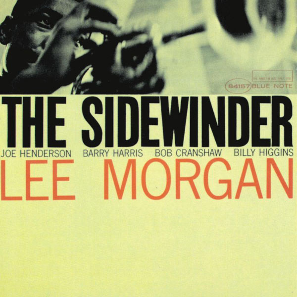 Lee Morgan The Sidewinder 24/192 Blue Note