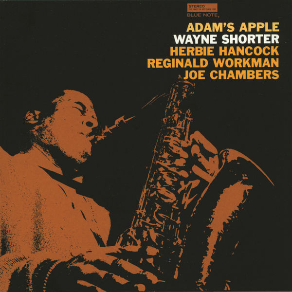Wayne Shorter Adam's Apple Blue Note