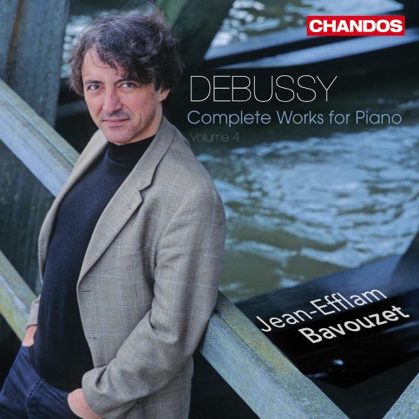 Jean-Efflam Bavouzet Debussy vol. 4 Images Chandos