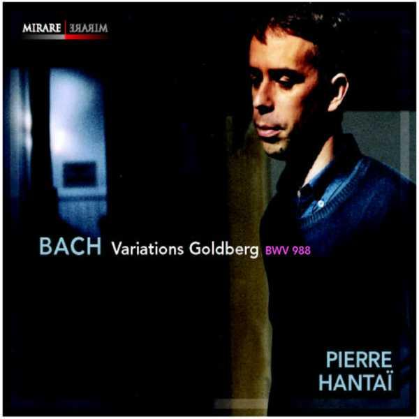 Pierre Hantai Goldberg variations Mirare 2003