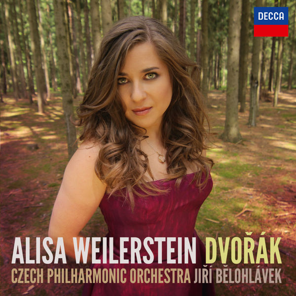 Alisa Weilerstein Jiri Belohlavek Dvorak Cello Concerto Decca Classics