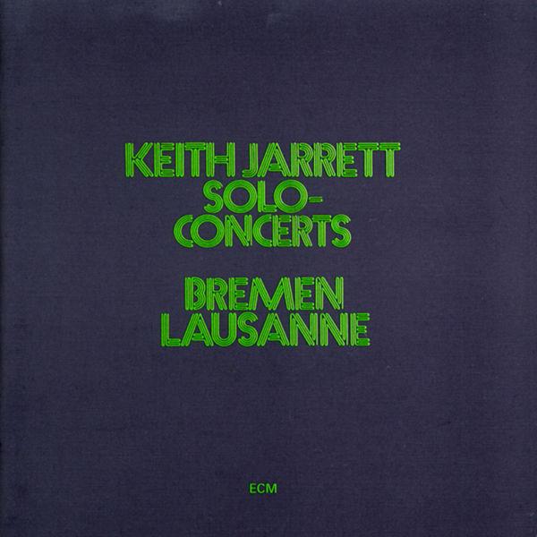 Keith Jarrett Solo Concerts Bremen Lausann