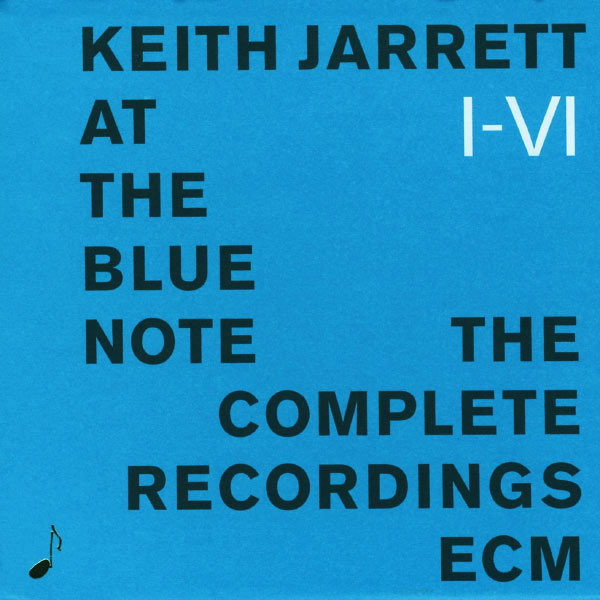 Keith Jarrett At The Blue Note The Complete Recordings ECM 1995