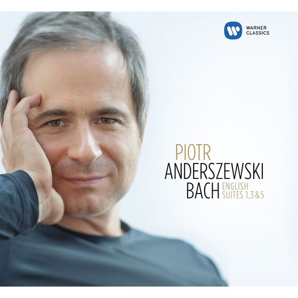 Piotr Anderszewski Bach English Suites 1 3 5 Warner Classics