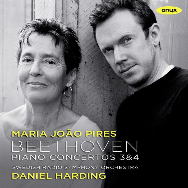 Beethoven Piano Concertos 3 & 4 - Maria Joao Pires - Daniel Harding - Swedish Radio Symphony Orchestra