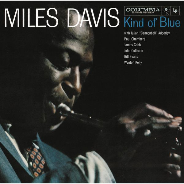 Milles Davis Kind of Blue 24 192 remaster Stereo Blue Note