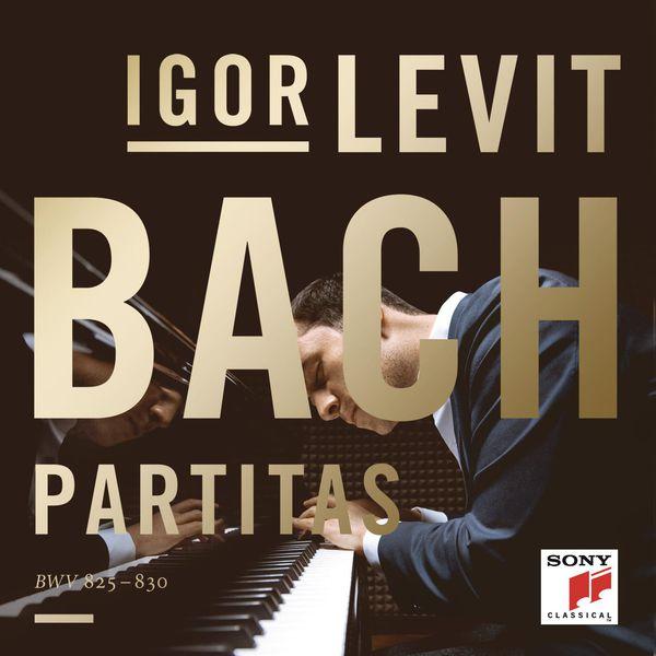 Igor Levit Bach Partitas Sony Classical