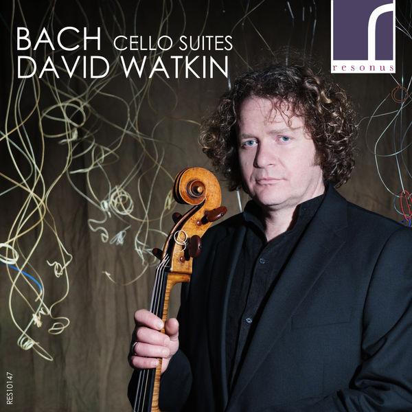David Watkin Bach Cello Suites Resonus
