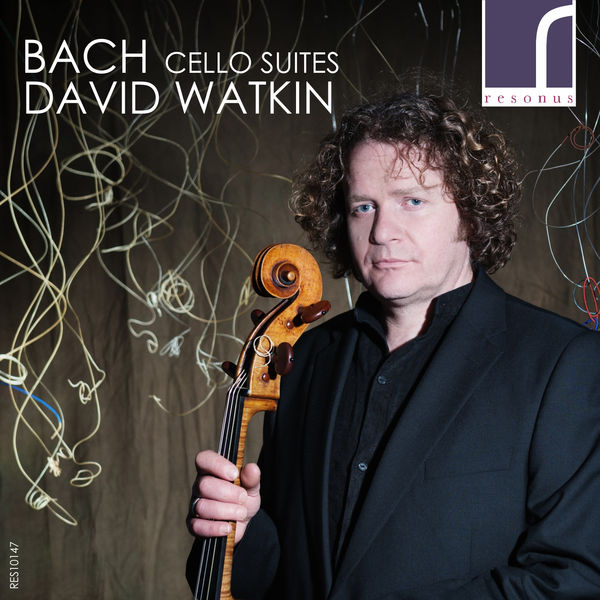 David Watkin Bach Cello Suites Resonus
