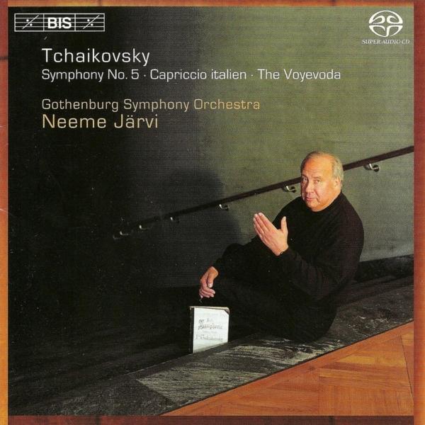 Tchaikovsky Symphony No. 5 Neeme Järvi Gothenburg Symphony