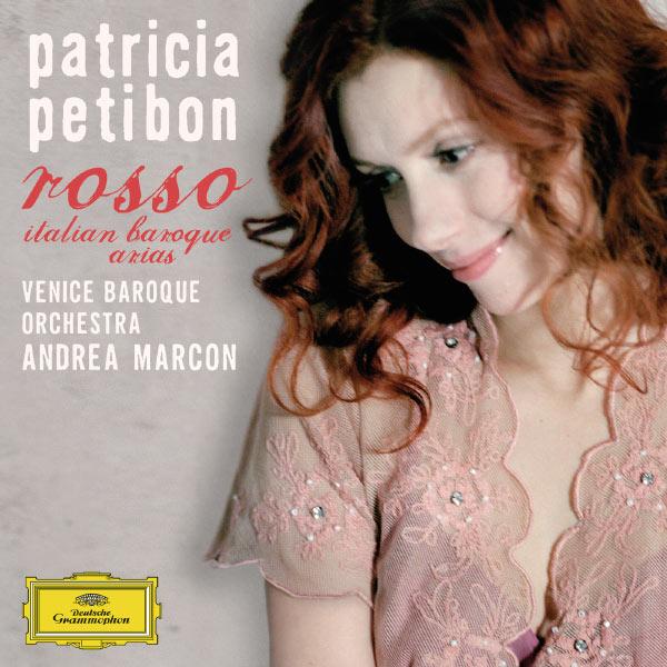 Patricia Petitbon Rosso Andrea Marcon Venice Baroque Orchestra Deutsche Grammophon