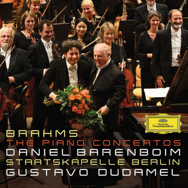 Brahms Piano Concertos Dudamel Barenboim 2015