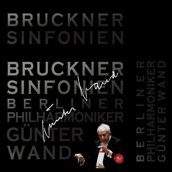 Günter Wand Anton Bruckner Symphonies Berliner Philharmoniker RCA Red Seal