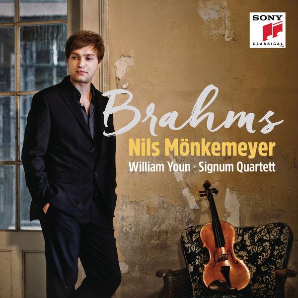Nils Mönkemeyer Brahms Sony 2015