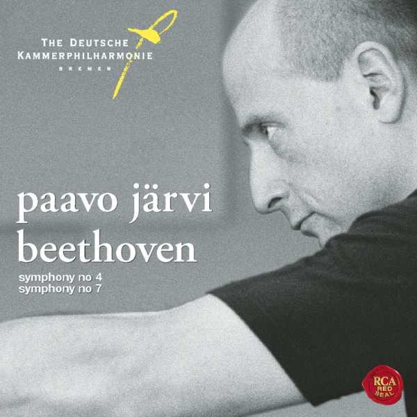 Beethoven symphonies 4 & 7 - Paavo Järvi - Deutsche Kammerphilhamonie Bremen