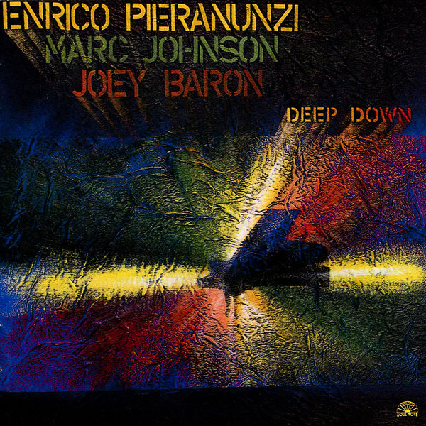 Enrico Pieranunzi Marc Johnson Joey Barron Deep Down 1987 Soul Note