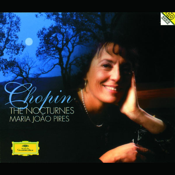 Chopin The Nocturnes Maria Joao Peres Deutsche Grammophon