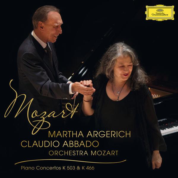Mozart Piano Concerto 25 & 20 Martha Argerich Claudio Abbado Orchestra Mozart