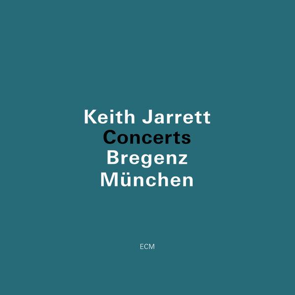 Keith Jarrett Concerts Bregenz München ECM