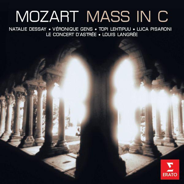 Mozart: Mass in C - Louis Langrée - Le Concert d'Astrée