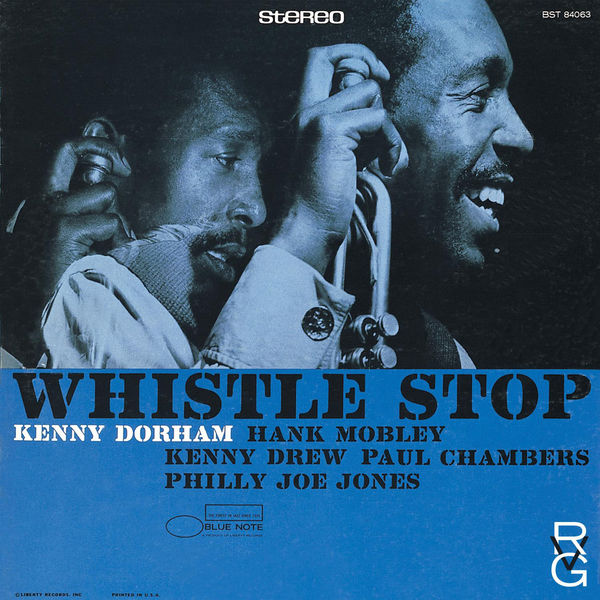 Kenny Dorham Whistle Stop Blue Note 1961
