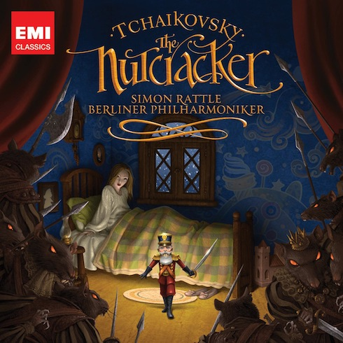 Tchaikovsky The Nutcracker Simon Rattle Berliner Philharmoniker EMI Classics