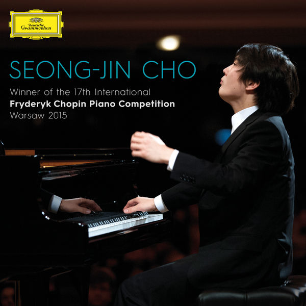 Song-Jin Cho Winner of the 17th International Fryderyk Chopin Piano Competition Warsaw 2015