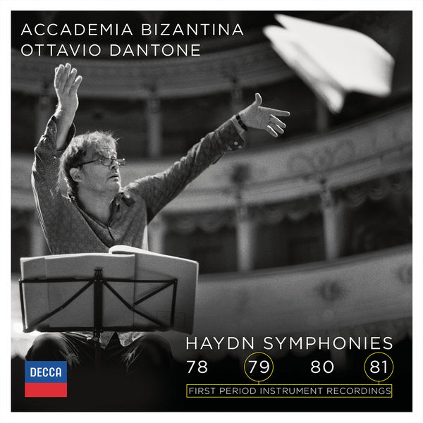 Haydn: Symphonies 78, 79, 80, 81 - Ottavio Dantone - Accademia Bizantina (24/96)