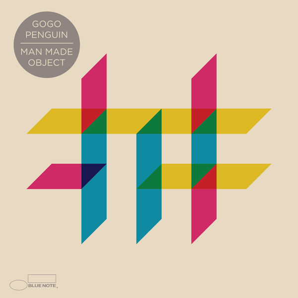 GoGo Penguin Man Made Object 24/44 Blue Note 2016