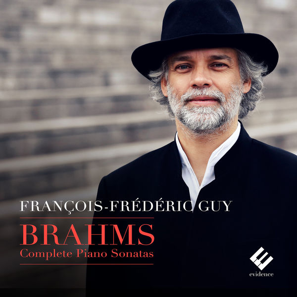 Brahms Complete Piano Sonatas François-Frédéric Guy Evidence 2016 24 48