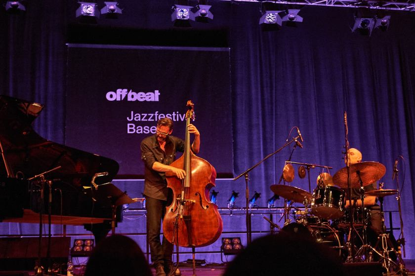 Michael Wollny Trio Christian Weber Eric Schaefer Live At Kaserne Basel July 07 2016