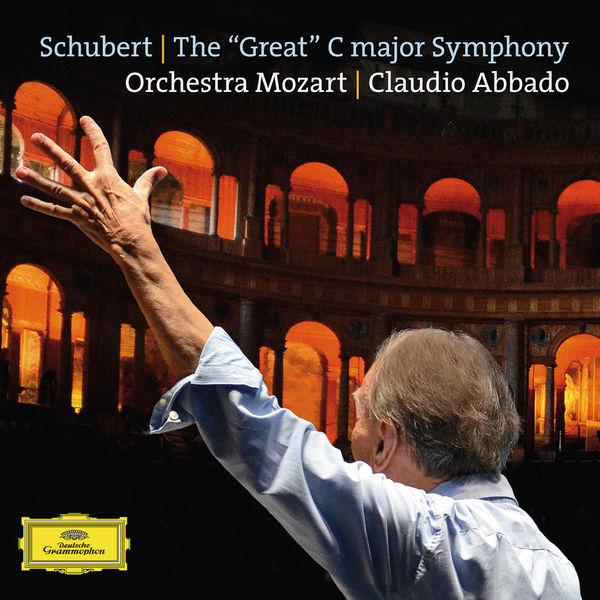 Schubert Symphony No. 9 Abbado Orchestra Mozart Deutsche Grammophon 2015