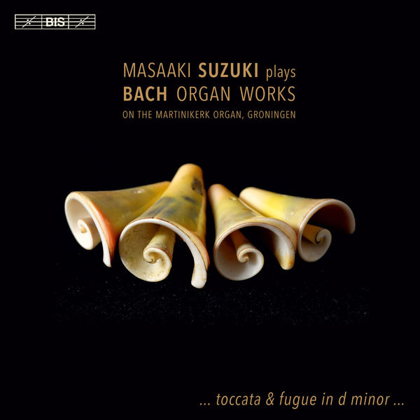 Masaaki Suzuki plays Bach Organ Works BIS 2016 24/96