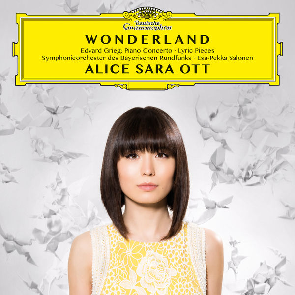 Wonderland Grieg Piano Concerto Lyric Pieces Alice Sara Ott Deutsche Grammophon 2016 24/48