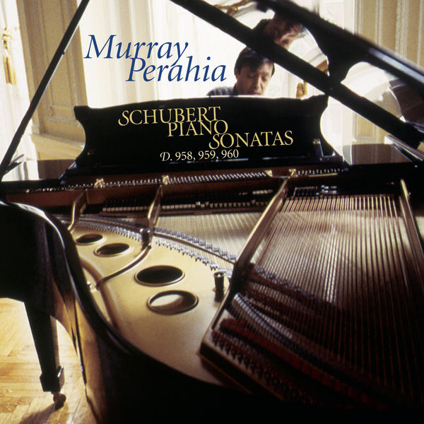 Murray Perahia Schubert Piano Sonatas D958 959 960 Sony