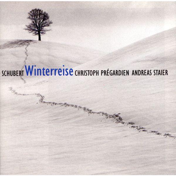 Schubert: Die Winterreise - Christoph Prégardien - Andreas Staier Warner Classics