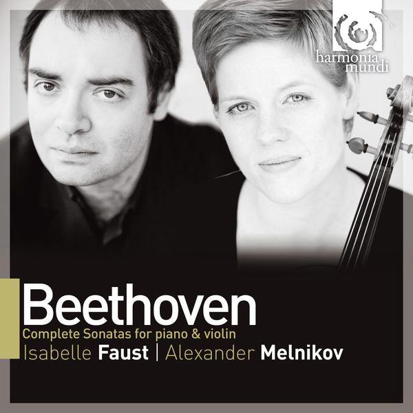 Beethoven: Complete Sonatas for piano & violon - Isabelle Faust - Alexander Melnikov - Harmonia Mundi 2013 24/44