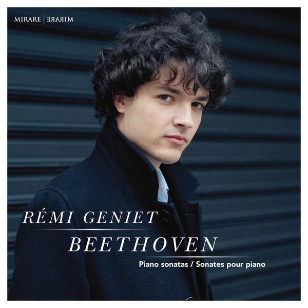 Rémi Geniet Beethoven Piano Sonatas Mirare 2017 24/96