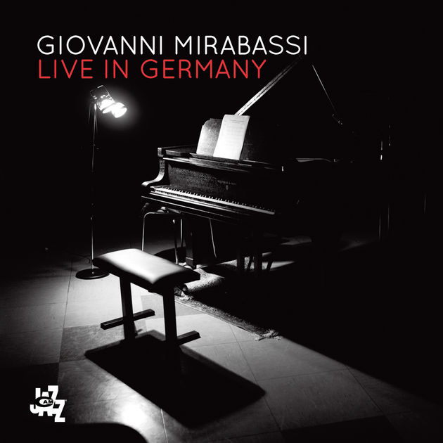 Giovanni Mirabassi Live in Germany CamJazz 2017