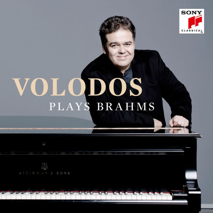 Arcadi Volodos Plays Brahms (24/96) Sony Classical 2017