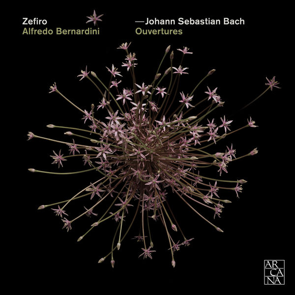 Johann Sebastian Bach: Overtures - Zefiro - Alessandro Bernadini - Arcana - 2017 (24/96)