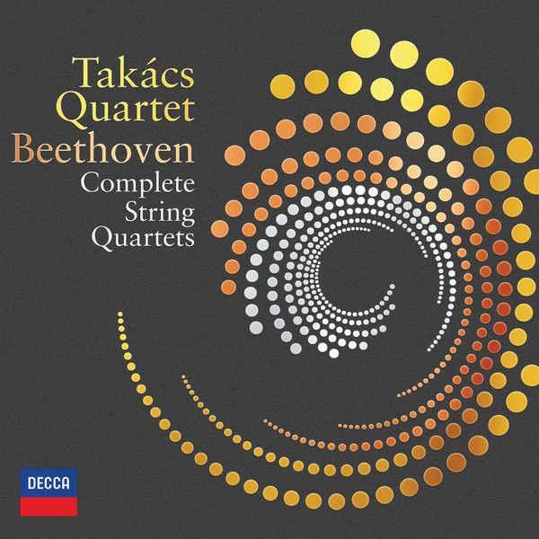 Takacs Quartet Beethoven Complete String Quartets Decca 24 48 2017 remaster