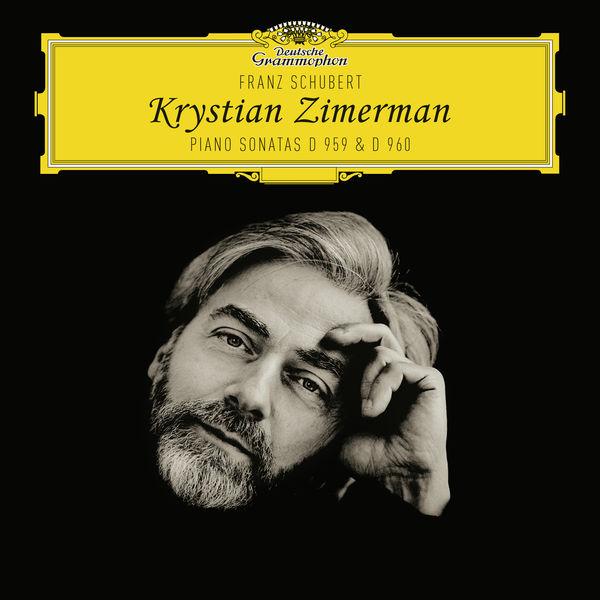 Franz Schubert Krystian Zimerman Piano Sonatas D959 & D960 Deutsche Grammophon 24 96