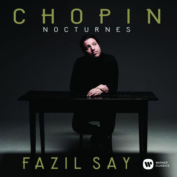 Chopin: Nocturnes - Fazil Say 24/96 Warner Classics 2017