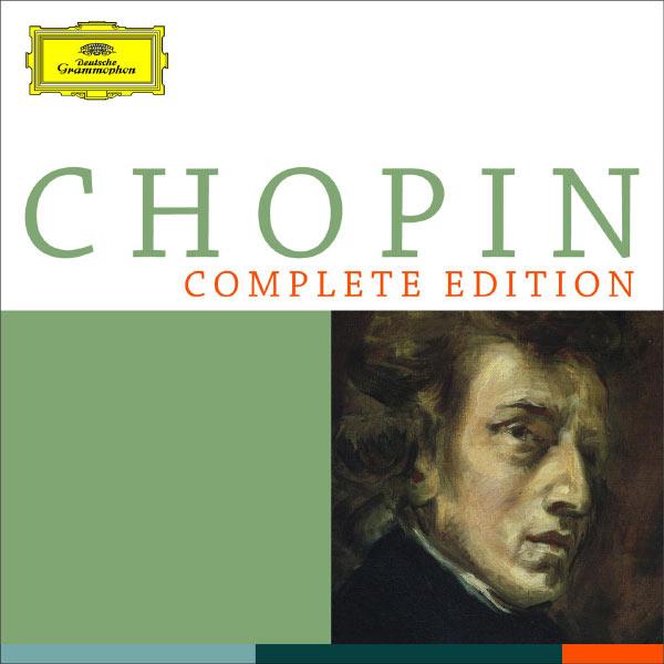 Deutsche Grammophon Complete Chopin Edition 2009