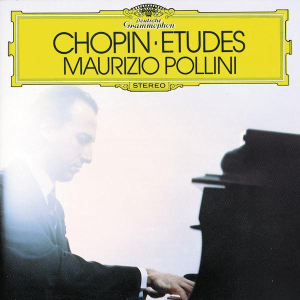 Chopin Etudes Maurizio Pollini Deutsche Grammophon