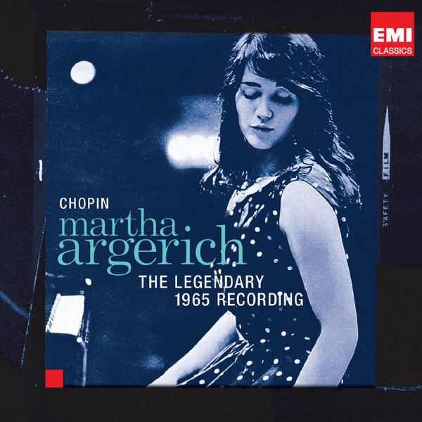 Martha Argerich The Legendary 1965 Chopin Recording Emi