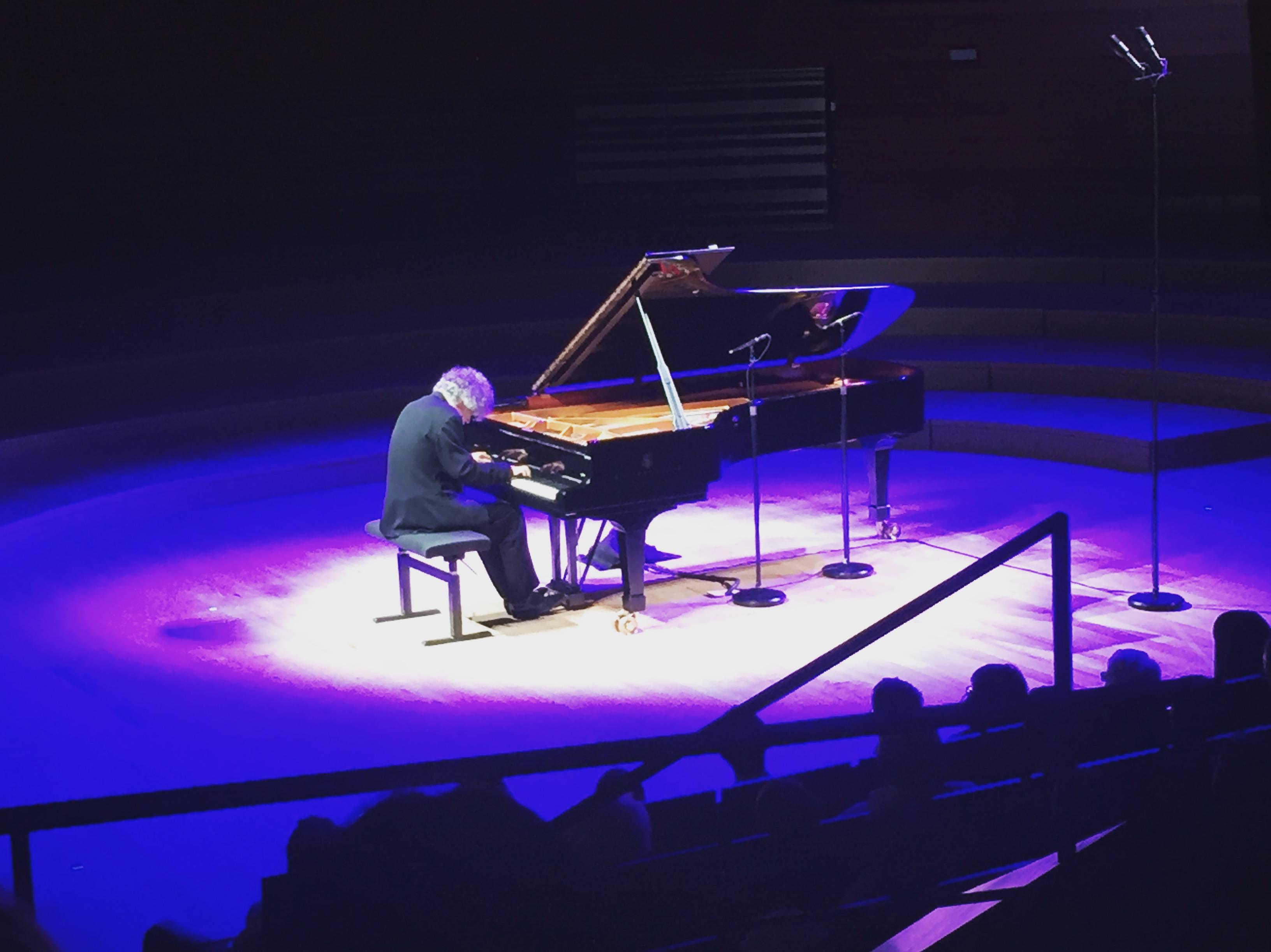 François-Frédéric Guy at La Maison de la Radio (c) 2017 Musicophile