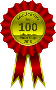 Proud to Announce That My Blog Has Been Selected Among Musicaroo´s Top 100 Independent Music Blogs!